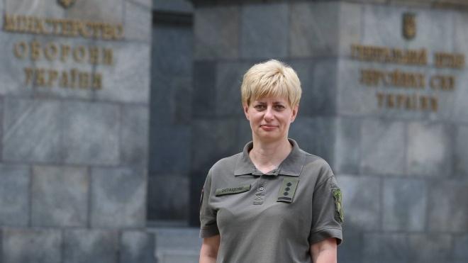 Жінку вперше призначили на генеральську посаду в ЗСУ