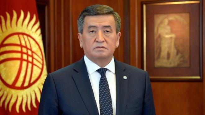 «Зараз не має права». Президент Киргизстану Жеенбеков розповів, коли піде у відставку