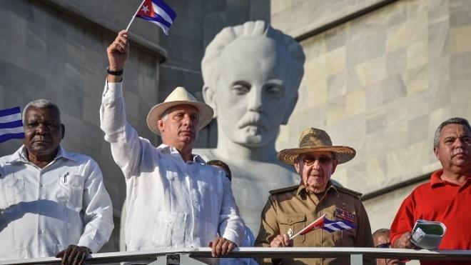 Президент Кубы обвинил США в «экономическом подавлении» острова. Накануне там вспыхнули протесты