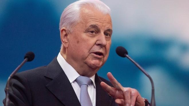 Кравчук здивований «істерикою» через питання Зеленського щодо Донбасу. І розповів, що проєкт ВЕЗ розробляли ще за його президентства