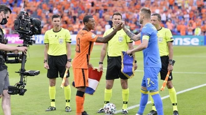Євро-2020: УЄФА призначила арбітра на матч Україна — Англія. Він уже судив гру українців на цьому турнірі