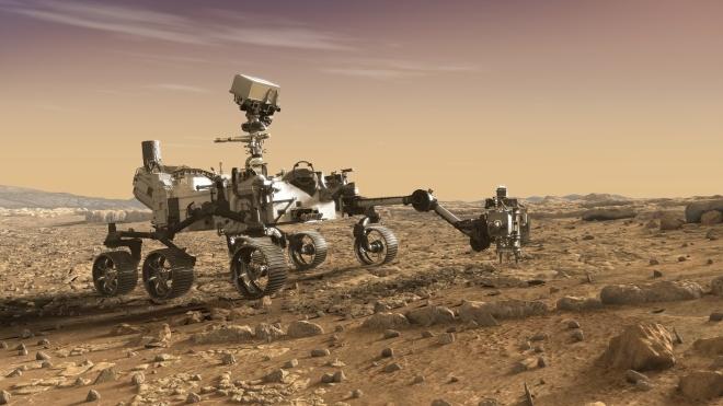 Ученые впервые добыли кислород с поверхности Красной планеты.