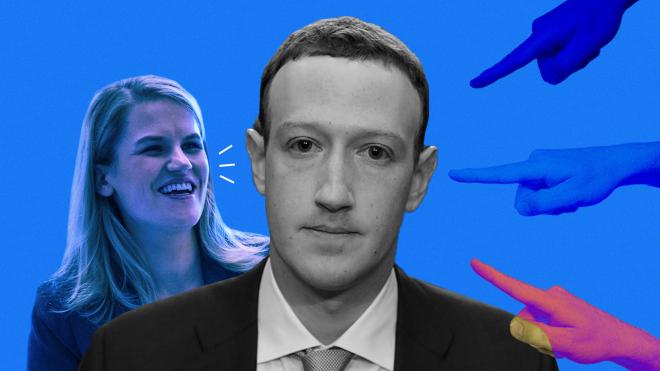 У Сенаті США слухали свідчення колишньої співробітниці Facebook. Компанію звинувачують у «зраді демократії» та розпалюванні ненависті. Чим знову завинив Марк Цукерберг — коротко