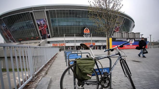 12 років тому в Донецьку відкрили «Донбас Арену». Яким був перший елітний стадіон у Східній Європі та яким він став за сім років без футболу — у 20 фото