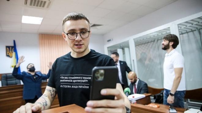 Стерненку вручили обвинувальний акт. Справу по суті розглядатиме суд в Одесі