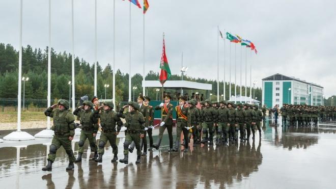 Россия и Беларусь начали масштабные военные учения «Запад-2021» вдоль украинских границ