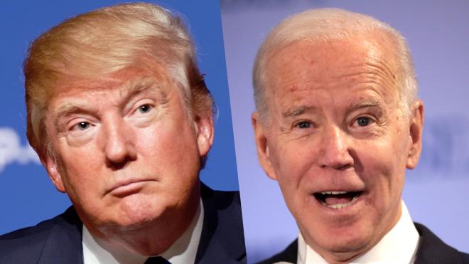 Байден побеждает на выборах президента США