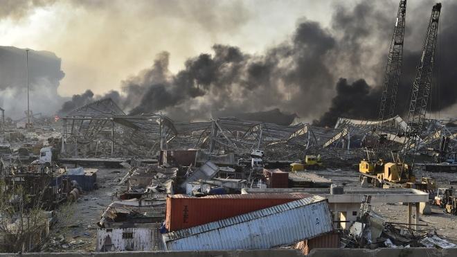 «Усе зруйновано, багато поранених, уламками людям перерізало шиї». Українка Христина Маренкова зараз у Бейруті, й ось що вона розповіла про вибух у порту міста — бліц «Бабеля»