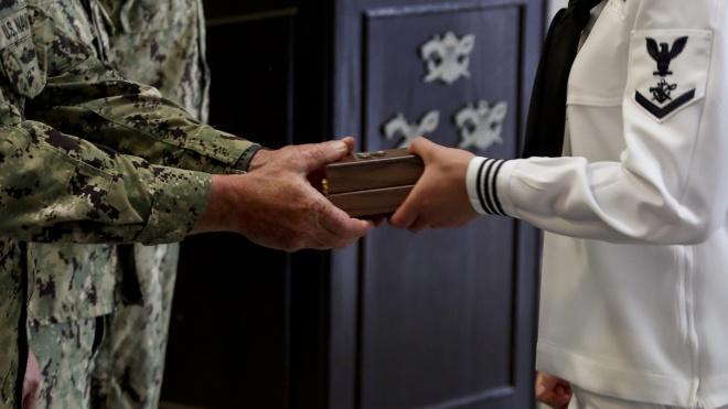 В США женщина впервые вступила в ряды спецназа Военно-морских сил