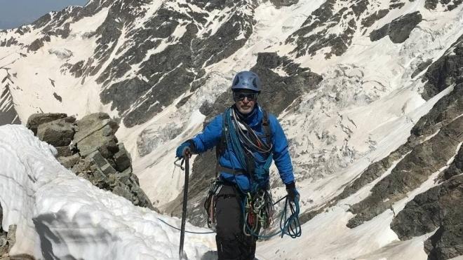У Грузії загинув український альпініст