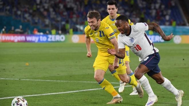 Эх! Украина разгромно проиграла Англии в четвертьфинале Евро-2020 и выбыла из турнира. Вот как мы пытались и не смогли — поскорей бы это забыть