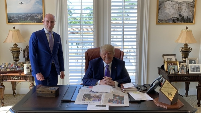 Трамп схуднув, почав вести здоровий спосіб життя, а без соцмереж і посади став врівноваженим і веселим