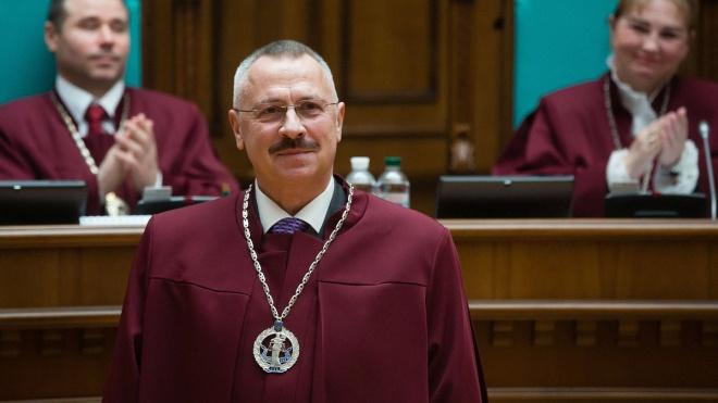 Суддя Конституційного суду Головатий задекларував свій храм у Черкаській області