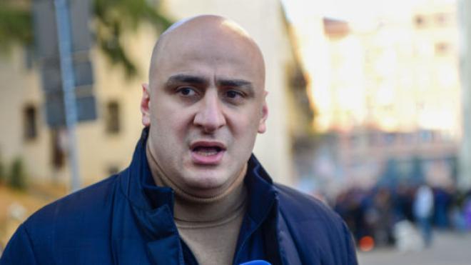 Представництво ЄС у Грузії заявило про сплату застави за звільнення лідера партії Саакашвілі — Никанора Мелії