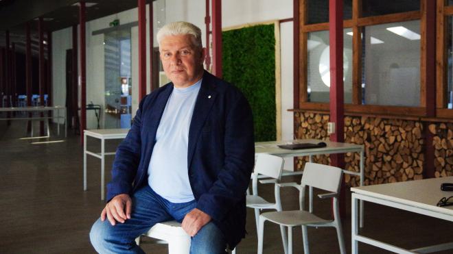 «Особисто мені Труханов навіть імпонує — одеська, не скупа людина». Кандидат у мери Одеси від «слуг» Олег Філімонов — про програму, бюджет кампанії і потоки бруду