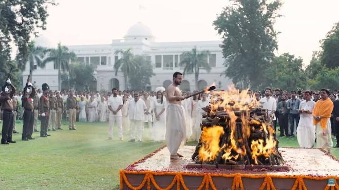 Индия заставила Amazon изменить несколько сцен в новом сериале из-за «оскорбления чувств верующих». Это первый случай подобной цензуры