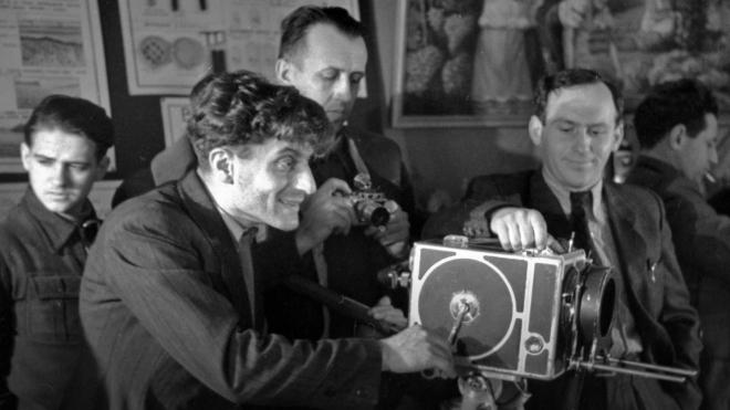 94 роки тому на ще недобудованій Київській кіностудії почали знімати перший фільм. Згадуємо, як з'явилася головна кінофабрика «Українського Голлівуду» — історія в архівних фото