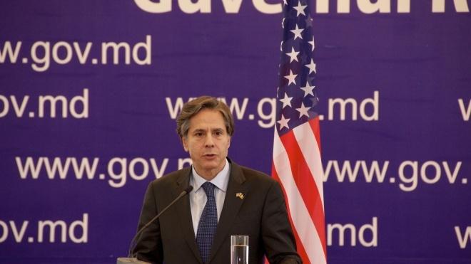 Госсекретарь США Блинкен прибыл в Киев. Встретится с Зеленским и главой МИД Кулебой