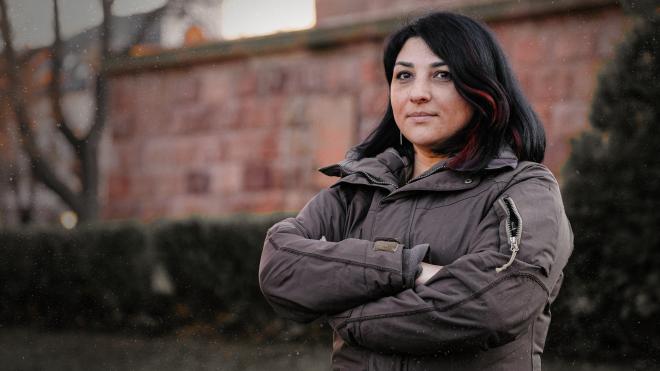Світлана Дрюк воювала за «ДНР», стала прототипом фільму «Ополченочка», а тепер живе в Чернівцях і співпрацює із СБУ. Велике інтерв'ю у двох частинах — частина перша
