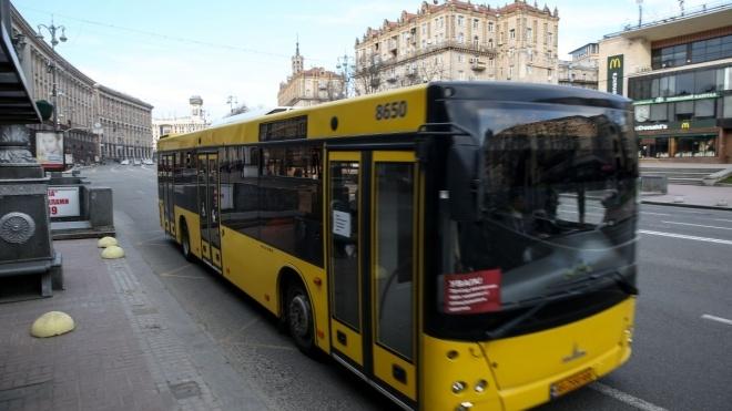У Києві звільнили всіх працівників комунальної служби перевезень