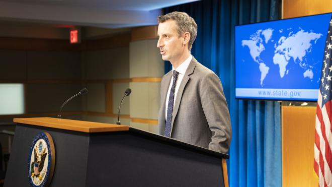 США поддержали Чехию в ее «мужественном ответе на смертоносные действия России»