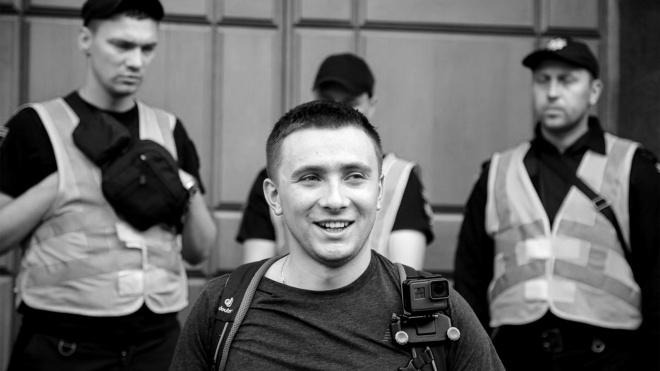Телефон активіста Стерненка фігурує у справі про вбивство журналіста Шеремета. Як він там опинився?