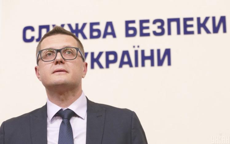 Глава СБУ Иван Баканов.
