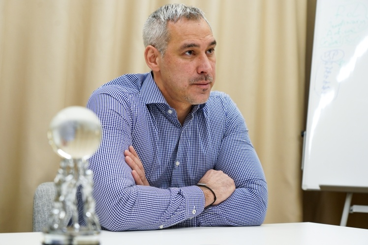 Ексгенпрокурор Руслан Рябошапка, відставки якого добивався Поляков.