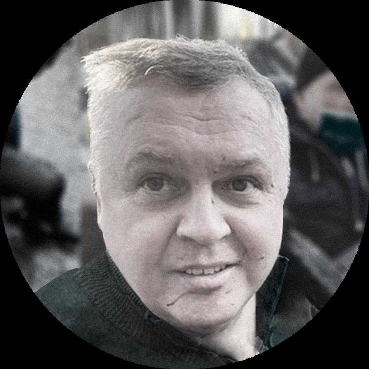 Полковник СБУ Юрий Расюк.
