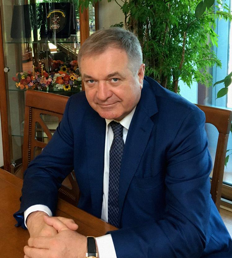 Сергей Войт, генеральный директор Производственного объединения «Южмаш» им. А. М. Макарова.
