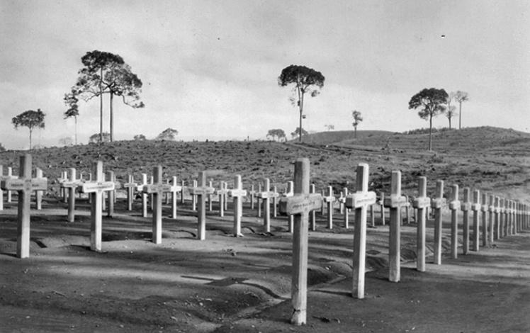 Городское кладбище.
