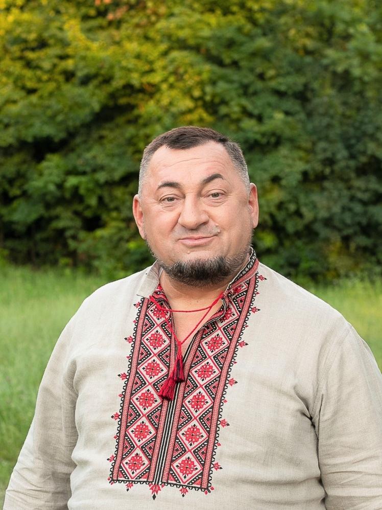 Нардеп Олександр Герега.