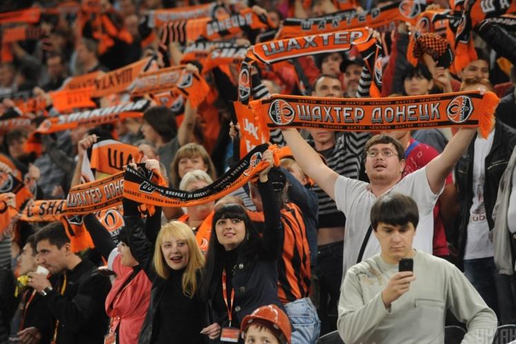 Рекорд відвідуваності «Донбас Арени» був встановлений 2 вересня 2012 року. На матч «Шахтаря» проти київського «Динамо» прийшли 53 423 глядачі.