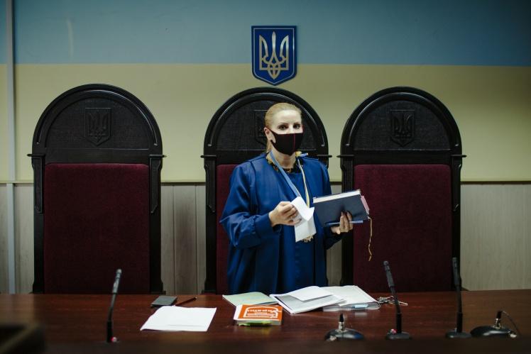 Суддя Яна Шестопалова.
