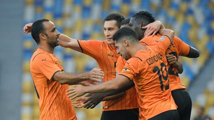 «Шахтар» переміг у першому матчі кваліфікації до Ліги чемпіонів