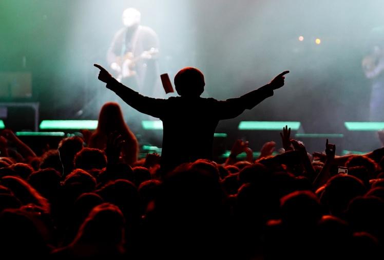 Музичний фестиваль у Sefton Park, 2 травня 2021 року, Ліверпуль, Англія.