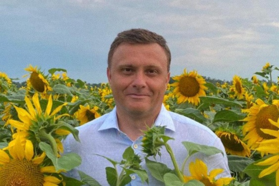 Руководитель кампании Сергей Левочкин.